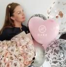 Сет из воздушных шаров «Шанель»