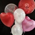 Сет из воздушных шаров «Баронесса»