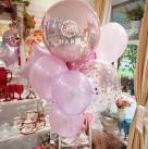 Сет из воздушных шаров «Mon Cheri»