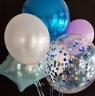 Сет из воздушных шаров «Санта Лючия»