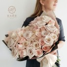 Букет из роз «Шанель»