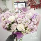 Авторский букет «Цветущая Сакура»