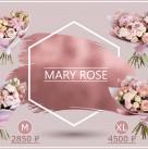Букет «Mary Rose (M)»