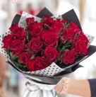 Букет из роз «Мастер и Маргарита»