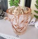 Евробукетная ваза «Афина» стеклянная