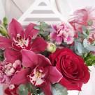 Цветочное письмо «Богема»