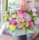 Цветочная композиция «La Fleur»