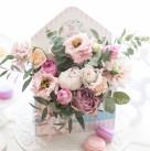Flower letter «Лацио»