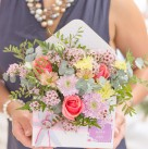 Цветочное письмо «Лоретт»