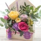 Flower letter «Эль Шарм»