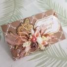 Поздравительный конверт «Любимой маме»