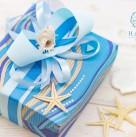 Упаковка подарка «Nautica»
