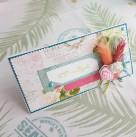Поздравительный конверт «С днём свадьбы»