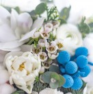 Свадебный букет «Дионисия»