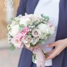 Свадебный букет «Luxury»