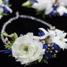 Цветочное ожерелье «Vanessa»